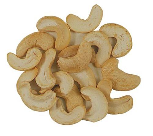 Cashew Splits, Raw