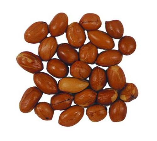 Peanuts Spanish Raw