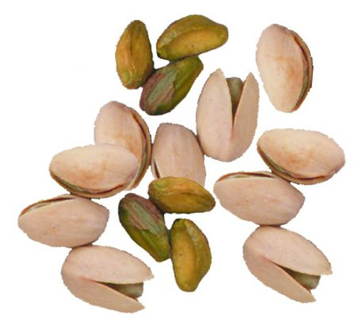 Pistachios Shelled Roasted & Salted