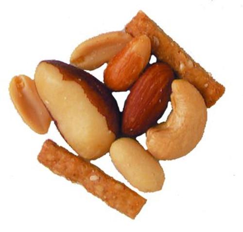 Cocktail Mix (Peanuts, Sesame Sticks, Cashews, Almonds, Pecans, Brazil Nuts)