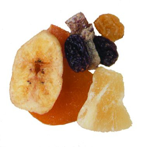 Fruit Mix (Pineapple, Papaya, Apricots, Dark & Gold Raisins, Dates, Banana Chips)