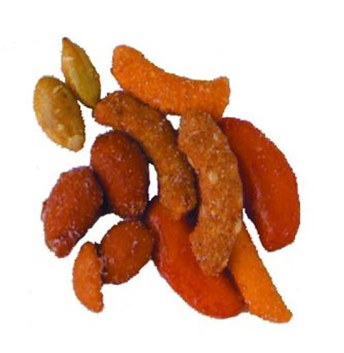 Nicks Mix (Chili Buts, Cajun Hot Sticky, Cajun Sesame Sticks, Honey Roasted, Peanuts, Pepitas)
