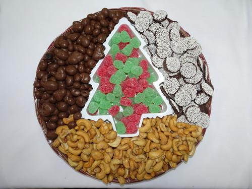 Sugar & Spice Tree Basket - Medium