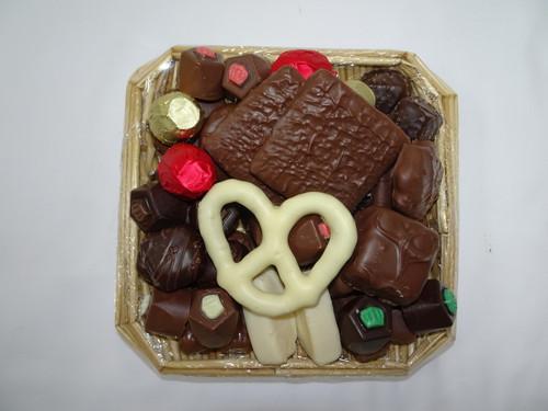 Small Fine Chocolate Basket