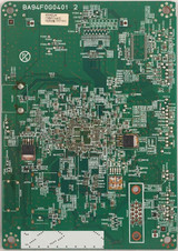 Magnavox Main Board A04A0MMA-001 for 26MD350B/F7 DS1 - Back