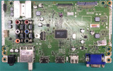 Emerson A3AUWMMA-001 Main Board LF501EM4A (DSA Serial)