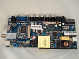 Element CV3393BL-K23-11-A2 Power Supply / Main Board (front)