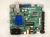 RCA GE0010345-A1 Main Board / Power Supply (front)