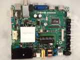 RCA 395GE0010366-B1 Main Board/Power Supply (front)