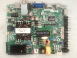 RCA GE01M3393LNA64-B1 Main Board / Power Supply (front)