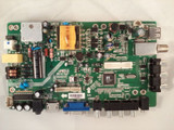 RCA 24GE01M3393LNA20-A2 Main Board / Power Supply (front)
