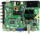 RCA 40GE01M3393LNA59-A1 Main Board / Power Supply for LED40G45RQ