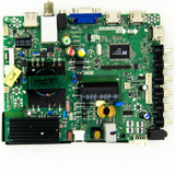 RCA 40GE01M3393LNA59-B1 Main Board / Power Supply for LED40G45RQ - Front