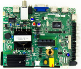RCA FRE01M3393LNA64-B1 Main Board/Power Supply for LED32C45RQ