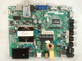 Hisense Main Board / Power Supply for 32D37 (front)