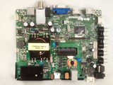 Westinghouse 34012326 Main Board / Power Supply (front)