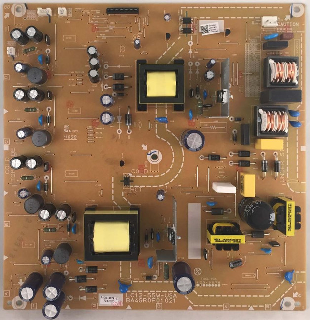 Magnavox Power Supply A4GR0MPW-001