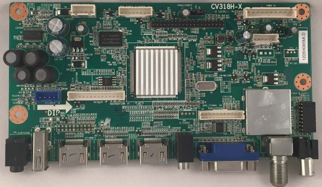 Westinghouse Main Board 1205H0858A