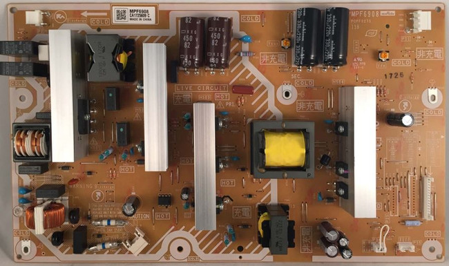 Panasonic N0AE5JK00007 Power Supply (MPF6908, PCPF0273)