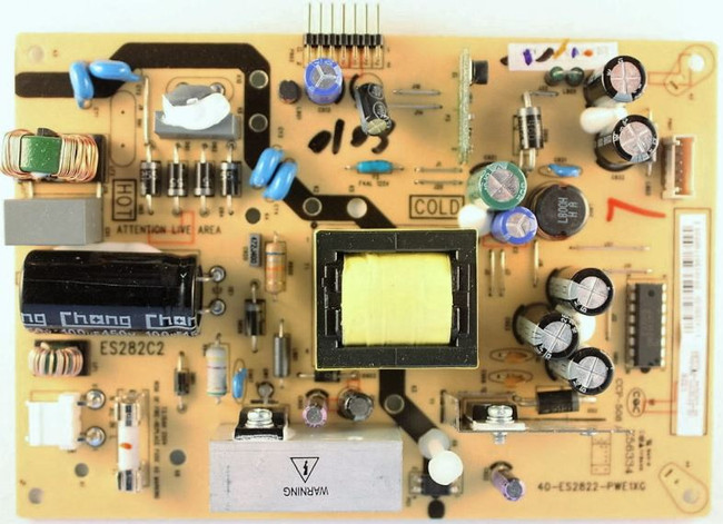 TCL 08-ES282C2-PW200AA (40-ES2822-PWE1XG) Power Supply for LE32HDF3010TAAA