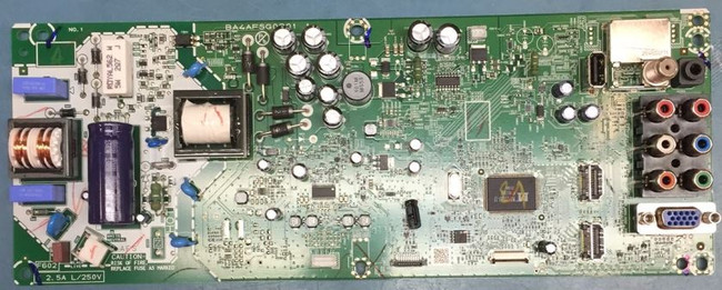 Emerson A4AFSMMA-001 Digital Main Board / Power Supply Unit for LF320EM4A