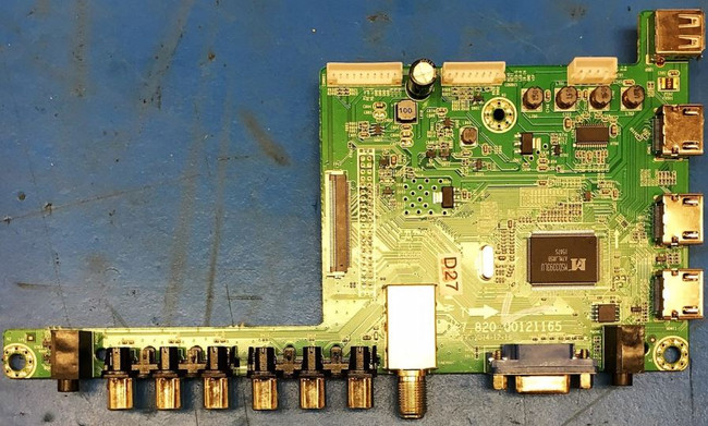 Hitachi 850121538 Main Board for LE55A6R9 / LE49A509 / LE50A6R9