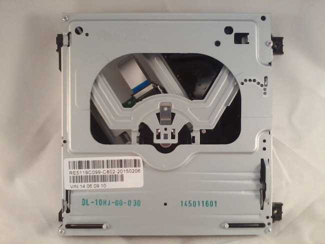RCA RE5119C099-C802 DVD Assembly (front)