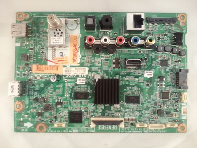 LG EBT64296616 Main Board for 43LH5700-UD AUSWLOR(front)