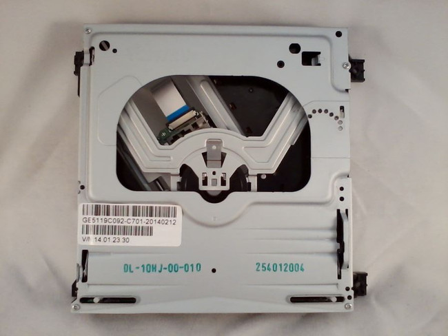 RCA GE5119C092-C701 DVD Assembly (top)