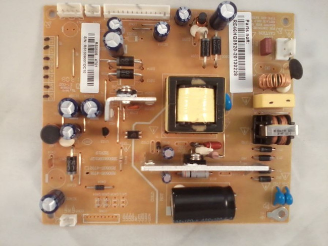RCA RE46HQ0520 Power Supply / LED Board (front)