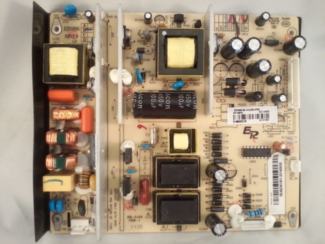 RCA RE46ZN1301 Power Supply / LED Board (front)