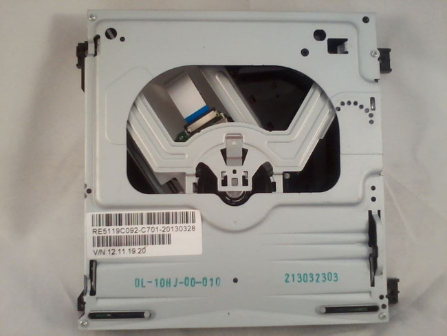 RCA RE5119C092-C701 DVD Assembly (top)