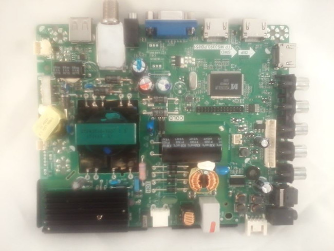 Seiki 34014388 Main Board / Power Supply (front)