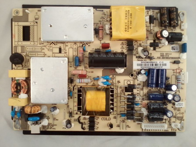 Sceptre 50323902000210 Power Supply (front)
