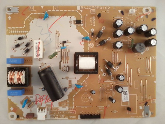 Philips / Magnavox A4DFAMPW-001 Power Supply (front)
