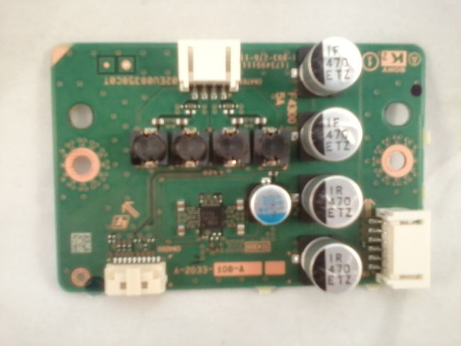 Sony A-2033-108-A K2 Board (front)