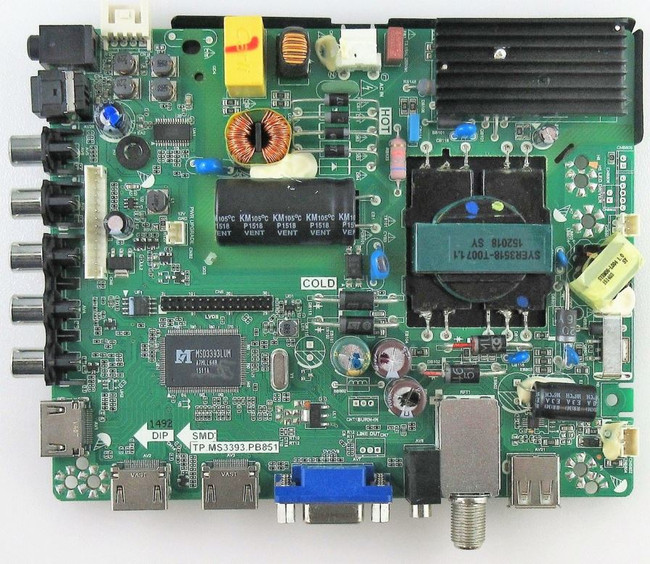 Seiki 34013968 Main Board Power Supply for SE43FK