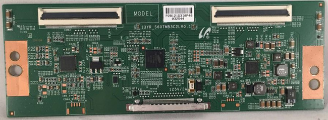 Seiki T-Con Board LJ94-28121D for SE48FY19, SE48FY25,DWM48F1Y1, ELEFT481 - Front
