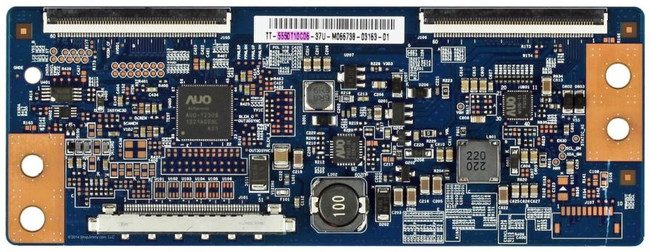 Vizio T-Con Board 55.50T10.C06 for E500i-B1E LTMWPLAP and E500i-A1 LTYWNTBP
