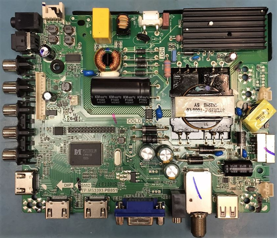 Element 34014087 Main Board for ELEFW505