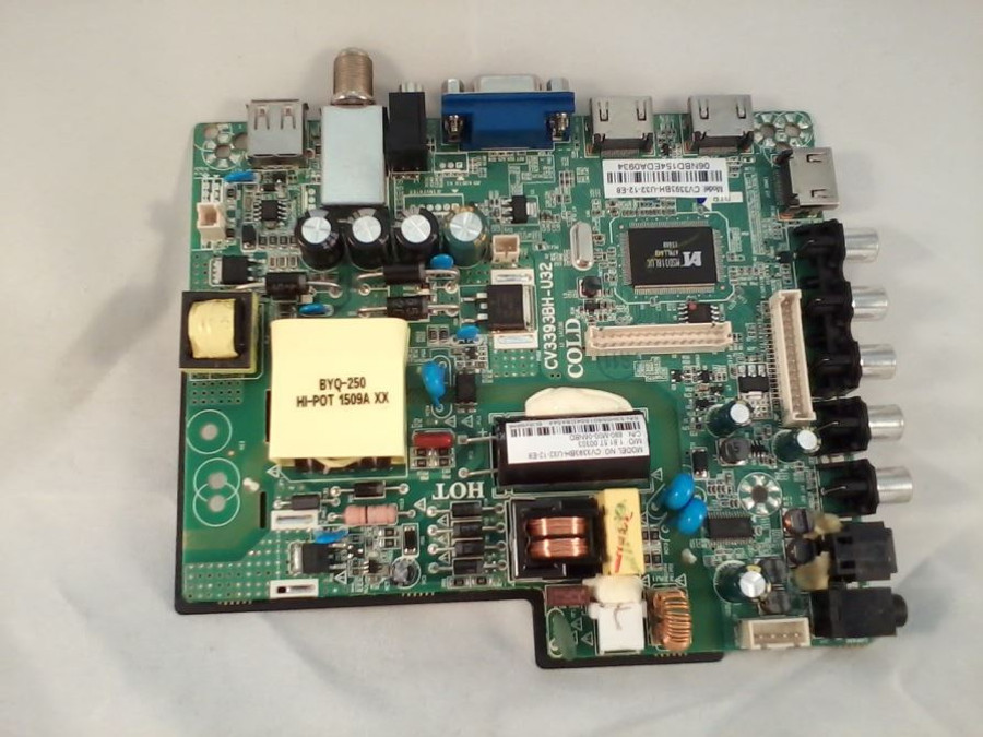 Element 53H0560 Main Board / Power Supply (front)