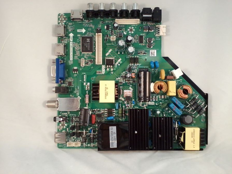 Element N14090155 Main Board / Power Supply (front)