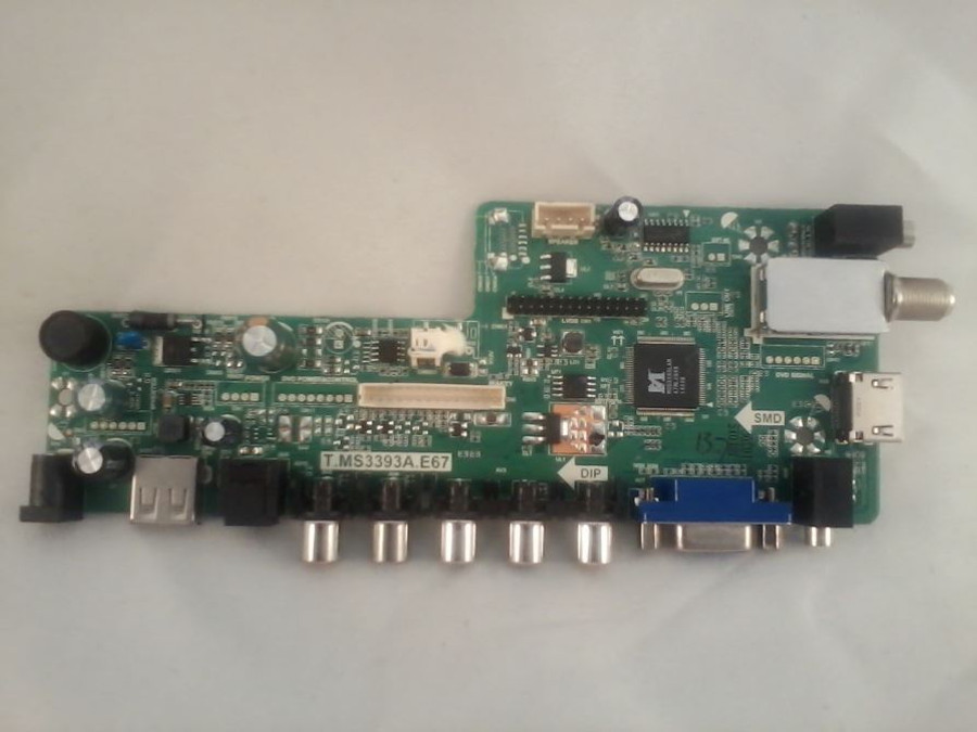 Element 34012594 Main Board (front)
