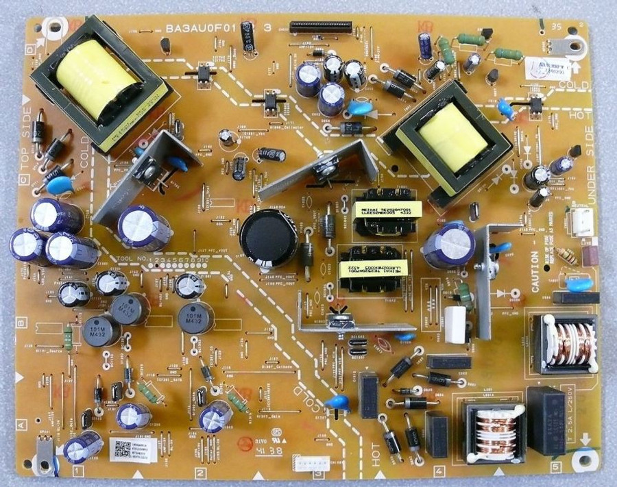 Emerson A3AU0MPW-001 Power Supply for LF501EM4 and LF501EM4F