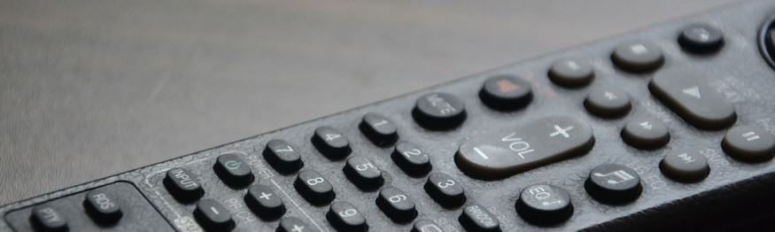 Find the TV Remote for your television set
