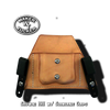 Double IWB Magazine Pouch By Tucker Leather