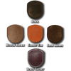 Leather color options