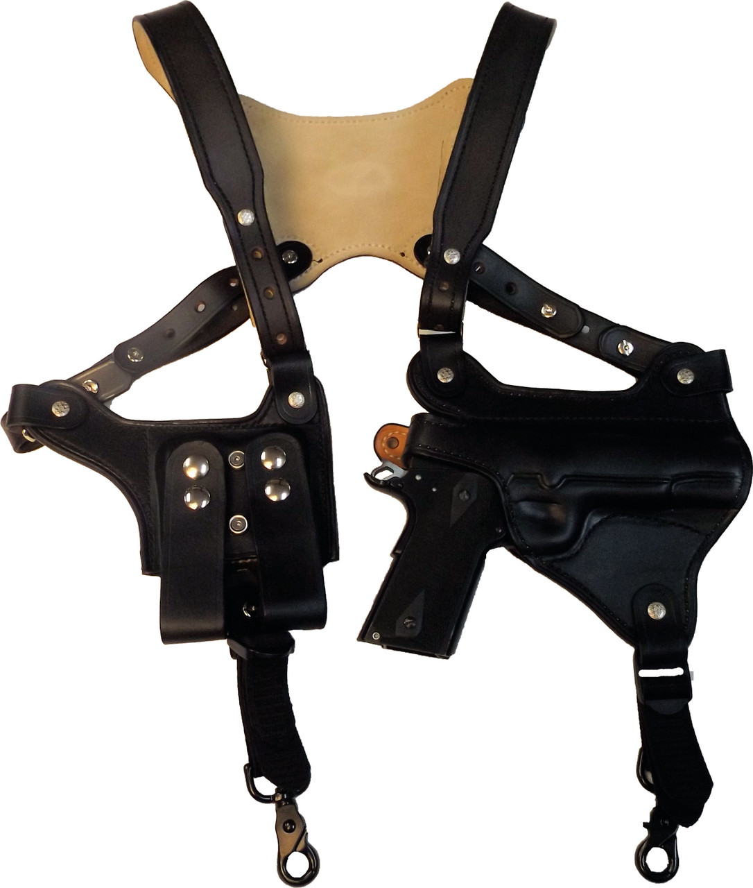 Shoulder And Chest Holsters