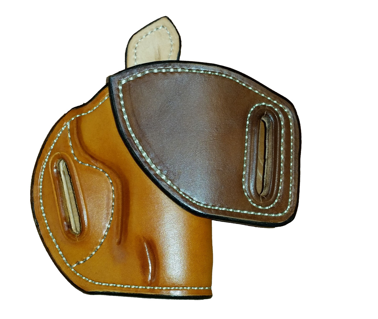 """HF-1 with """"Two Leather Colors"""", """"Leather Lining"""" and """"Sweat Shield"""""""