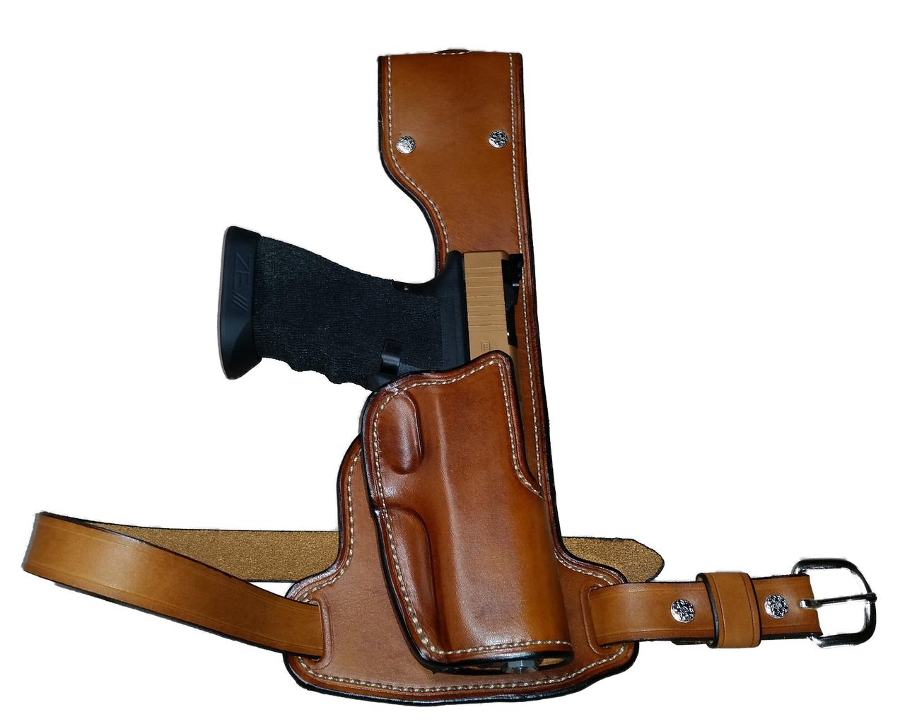 Custom Dropleg Style Holster - Style #1